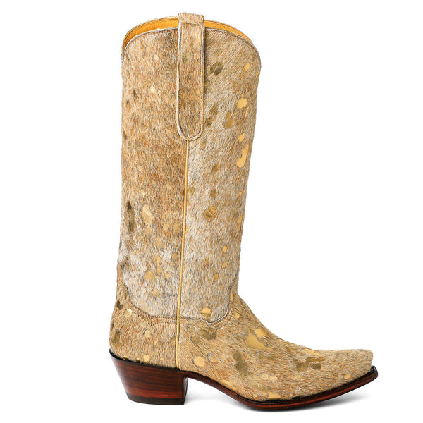 Cow-Boot-Gold-s
