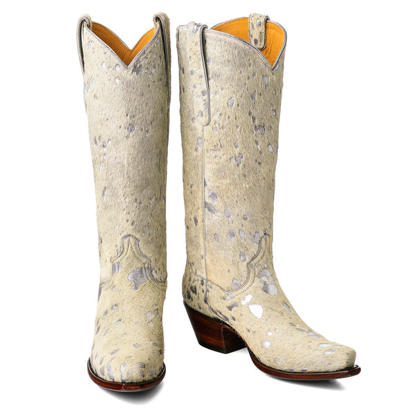 Cow-Boot-Silver-p