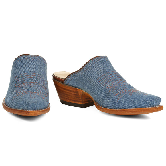 Denim Mule - Back at the Ranch