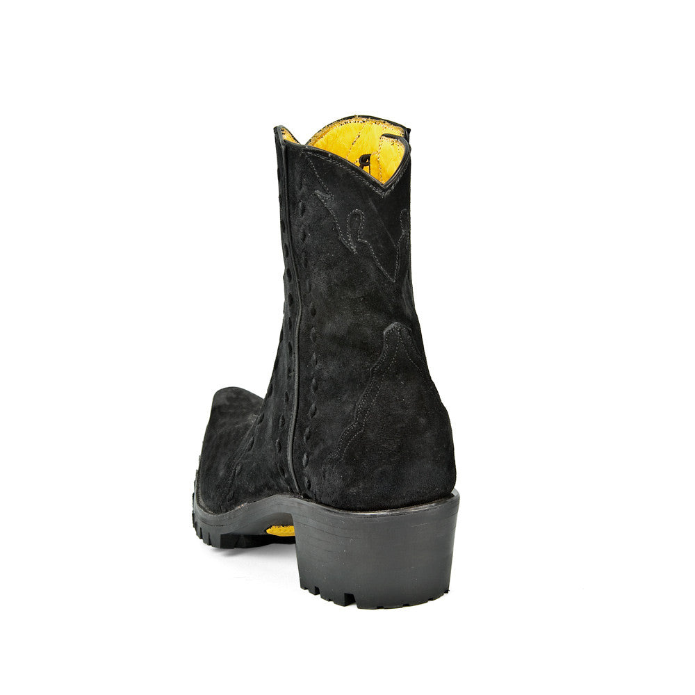 Raindance Ankle Zipper With Vibram No Stitching - Back at the Ranch