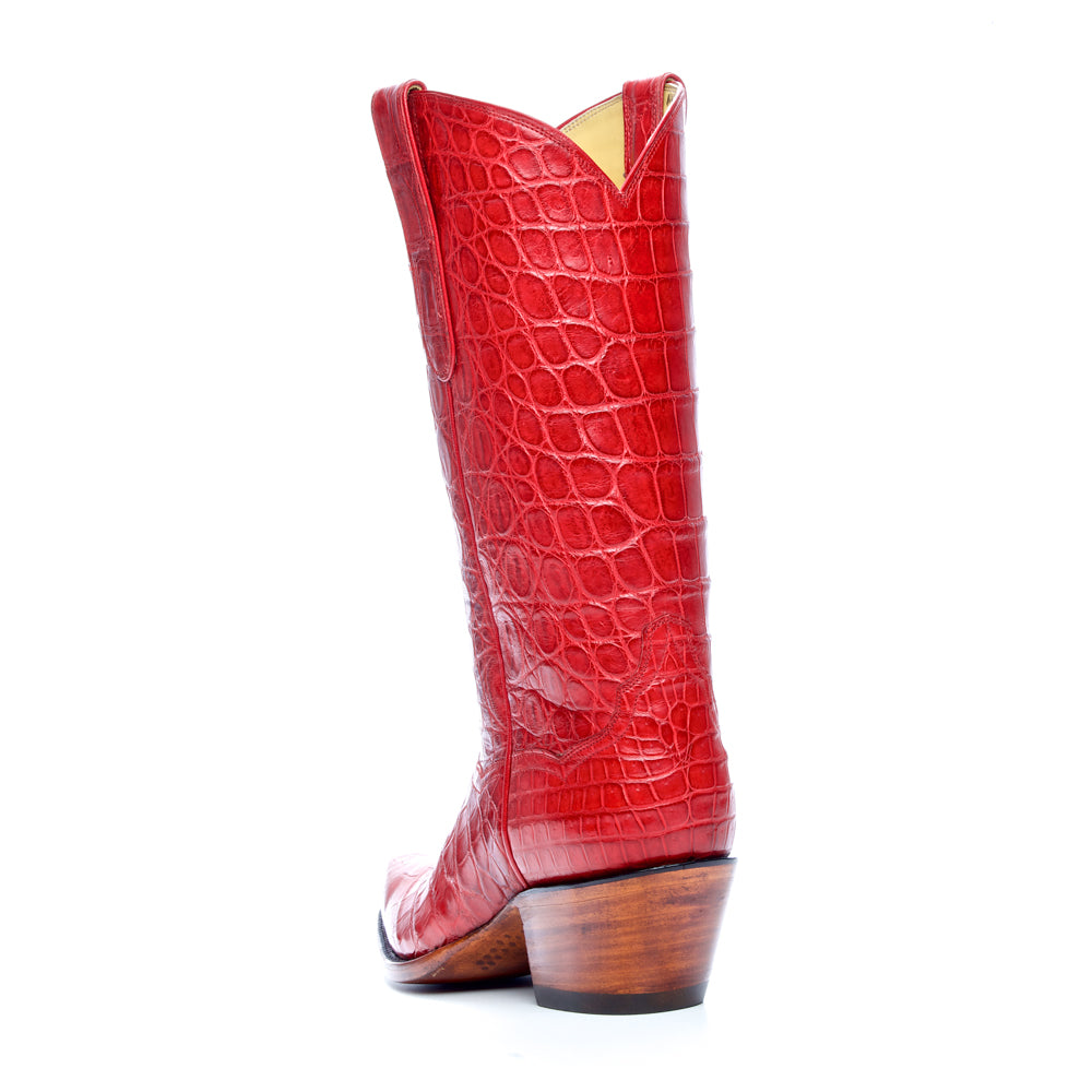 "Crocodile Full 12"" - Red"