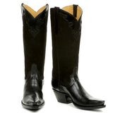 "Little Black/Brown Boot 14"" - Back at the Ranch"