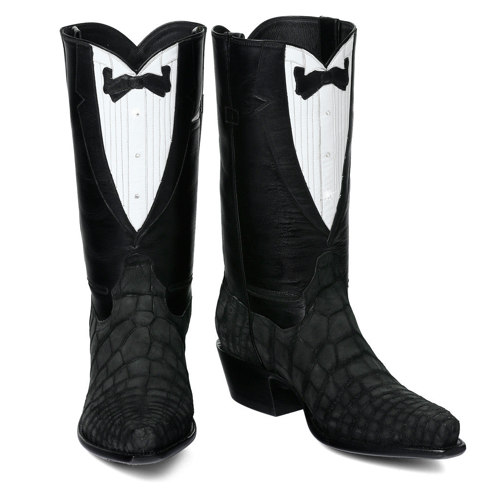 Tuxedo Boot - Back at the Ranch