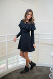 Monroe Ruffle Dress