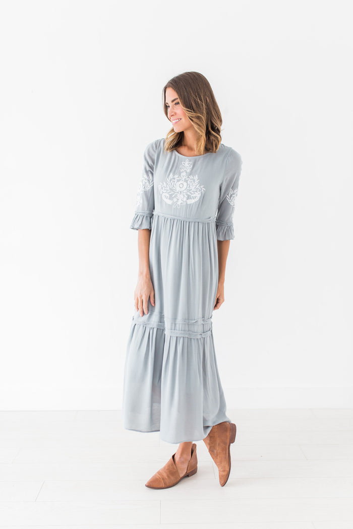 Sage Barcelona Dress