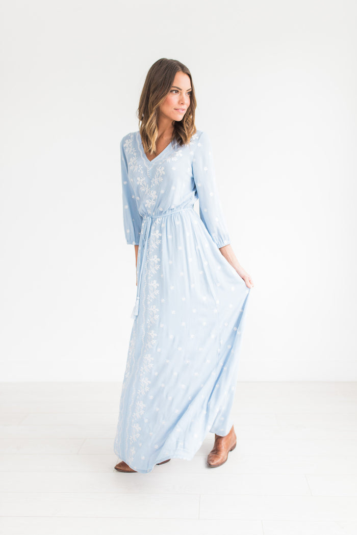 Dusty Pepper Maxi