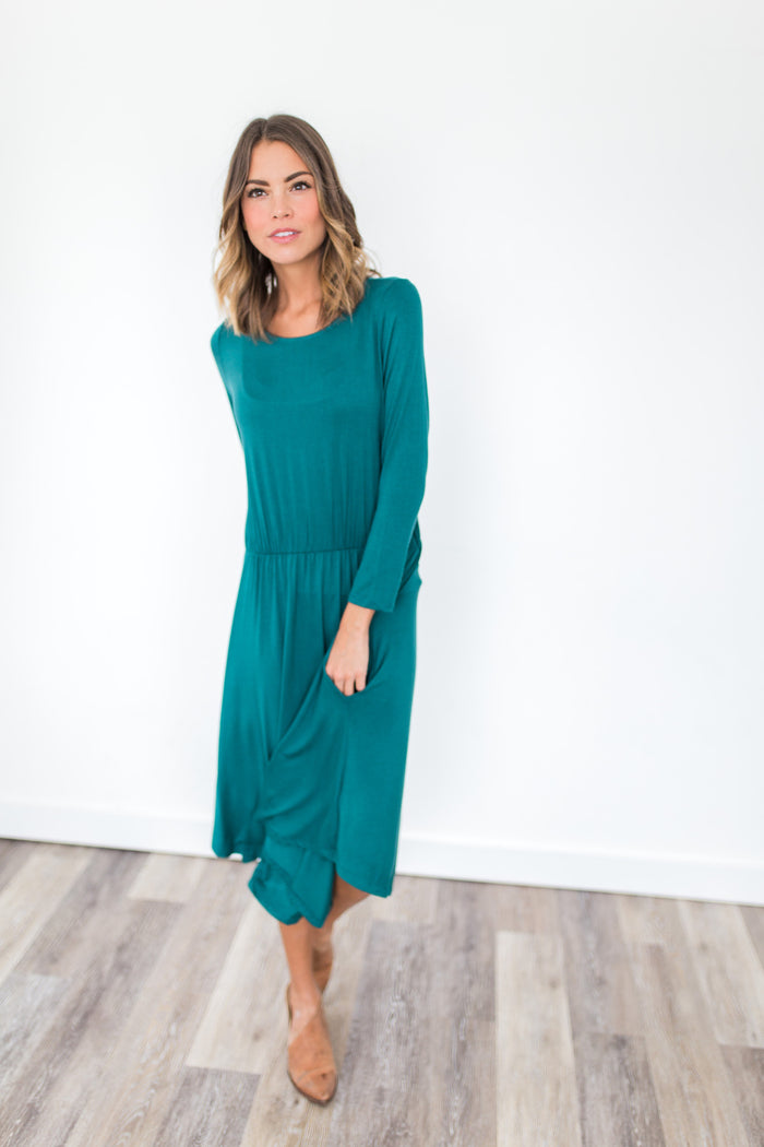 Hunter Midi Dress