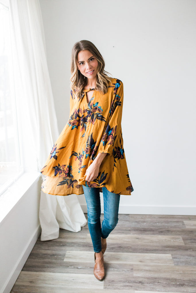 When in Rome Tunic