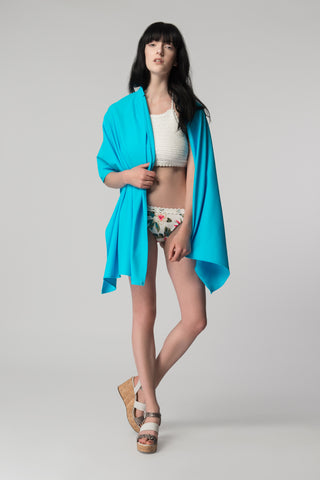 IZOLUV offers best urban sun protection clothing with UPF 50 beach sarong upf50