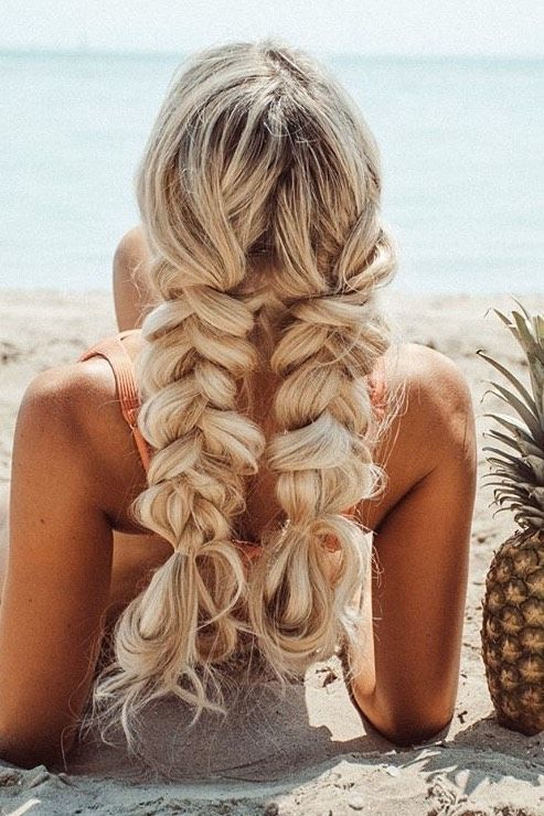 Hair trends for summer 2020