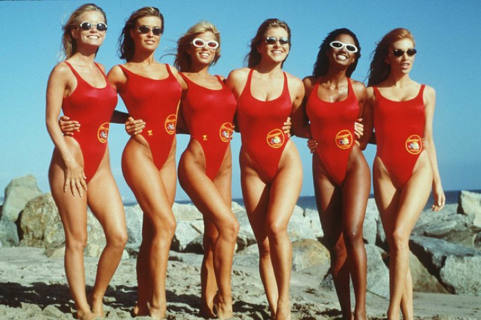 Legendary Swimwear in Movies