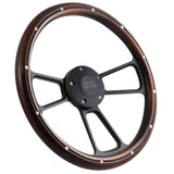 "14"" Black Muscle - Mahogany"