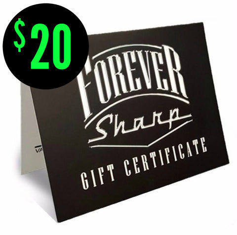 $20 Forever Sharp Digital Gift Card