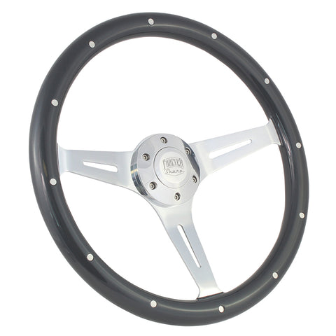 "15"" Chrome Empire - Gray Euro"