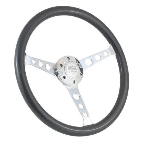"15"" Chrome Sebring- Gray"