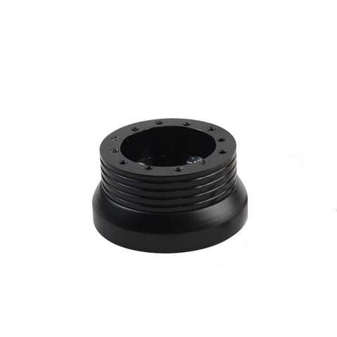 6 Hole 2-Piece Adapter - Black