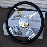 "18"" Chrome Hawkeye - Black"