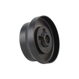 5&6 Hole 1-Piece A01 Adapter - Black Short Hub