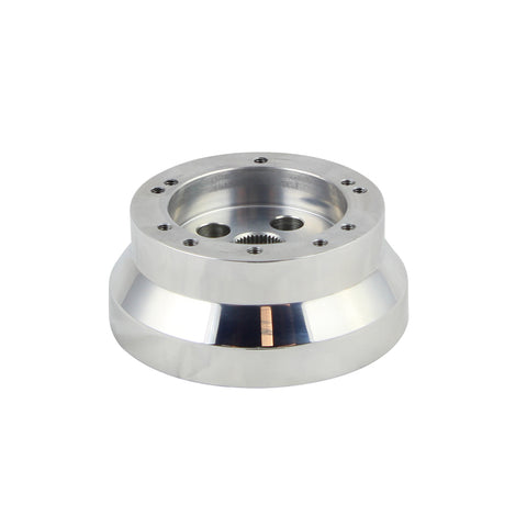 5&6 Hole 1-Piece A01 Adapter - Polished Short Hub