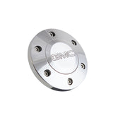 Polished Billet Modern GMC Horn Button - 6 Hole