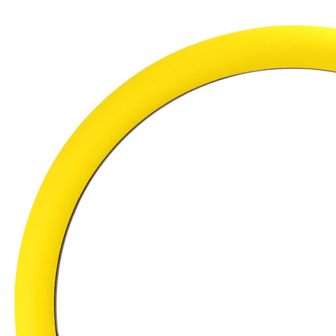 "14"" Vinyl Half Wrap - Yellow"