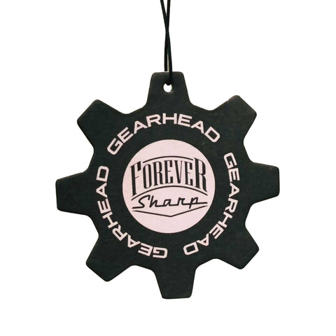 5pc Forever Sharp Gearhead Air Fresheners