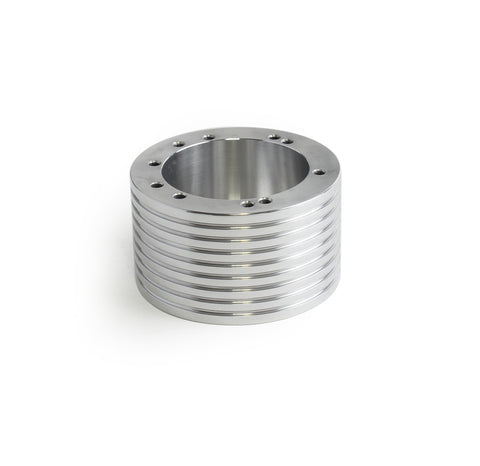 "5 & 6 Hole Steering Wheel Spacer - 2"" Polished"