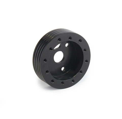 "6 Hole 1"" Spacer - Black"