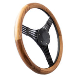 "14"" Black Discord Banjo - Oak"