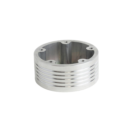 "5 Hole Steering Wheel Spacer - 1.5"" Polished"