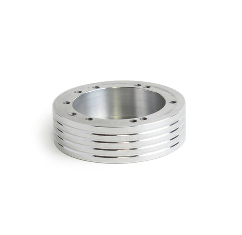 "5 & 6 Hole Steering Wheel Spacer - 1"" Polished"