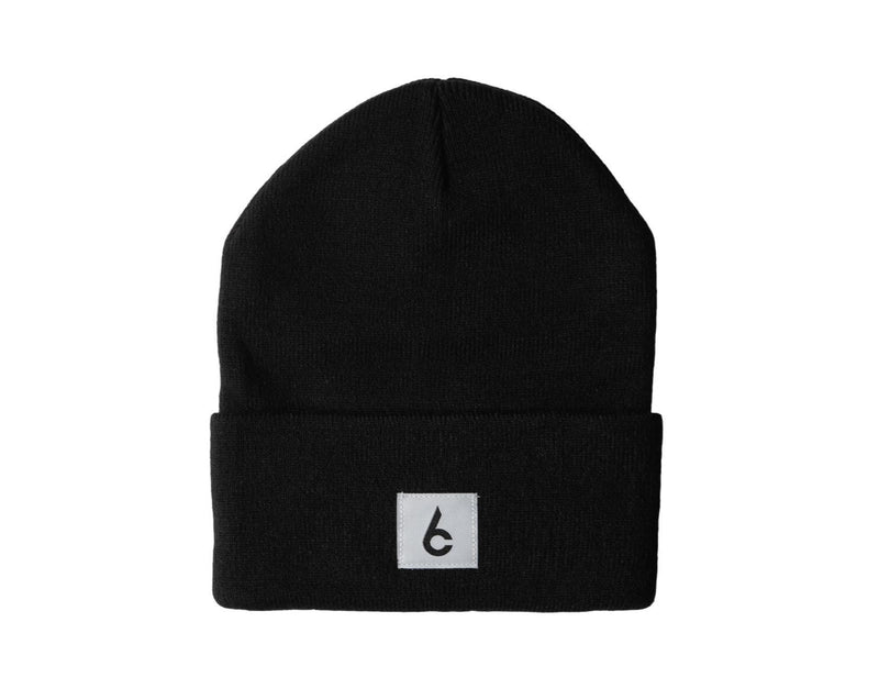 """On The Fly"" Beanie - Black"