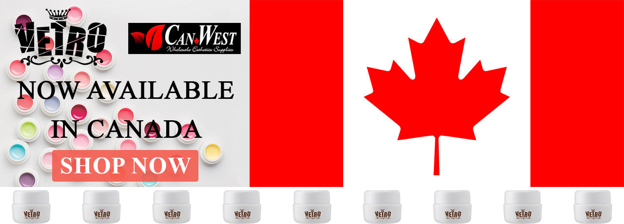 Vetro No. 19 Gel Pods and Gel Polish - Now Available in Canada