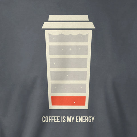 COFFEE IS MY ENERGY