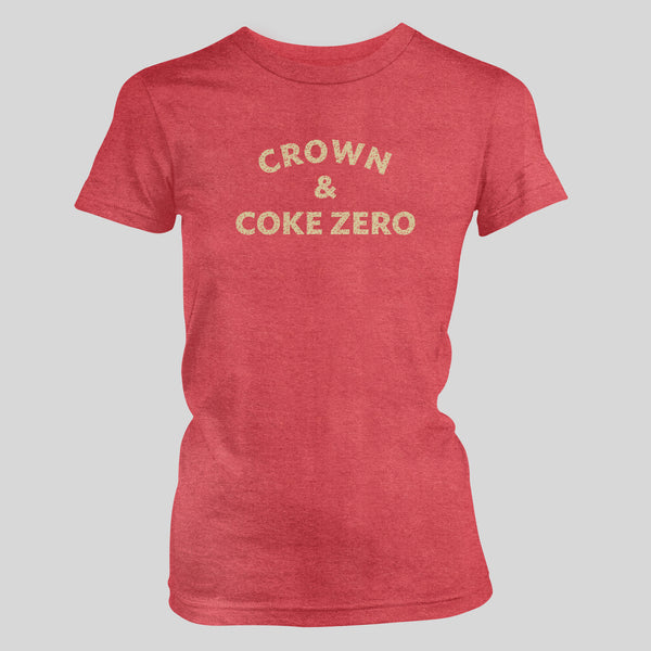 CROWN & COKE ZERO