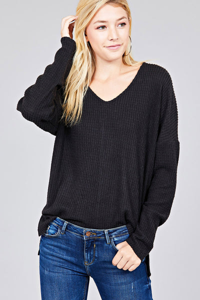 Charlie Top (Black)