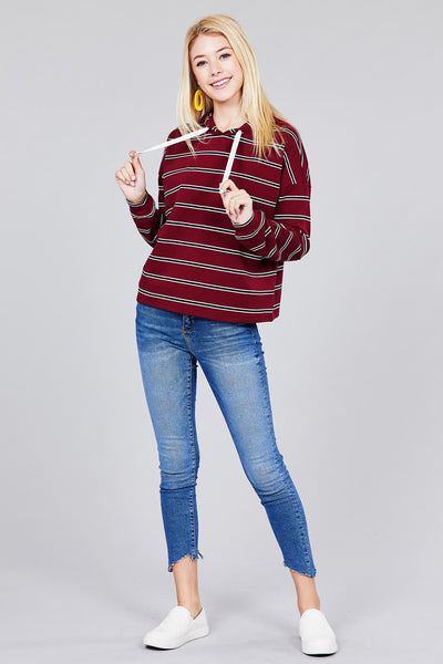 Kimberly Sweater (Burgundy)
