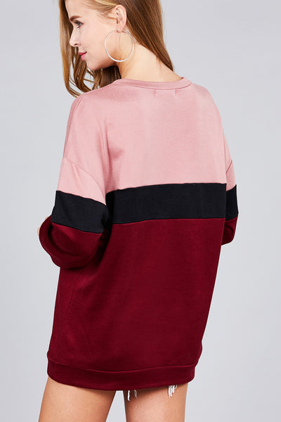 Addison Top (Pink)