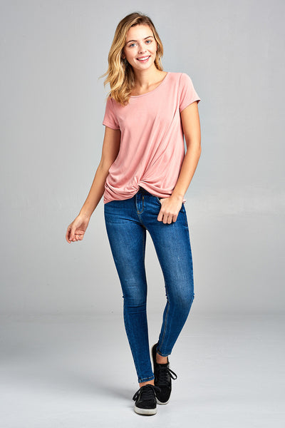 Knot Your Anything Top (Pink)