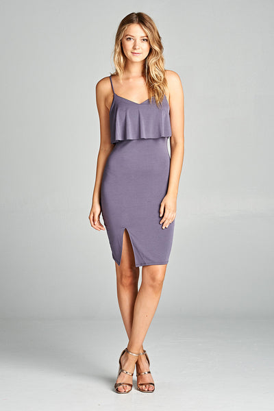 Be My Valentine Dress (Grey)