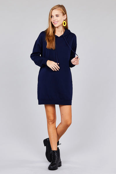 Skylar Dress (Navy)