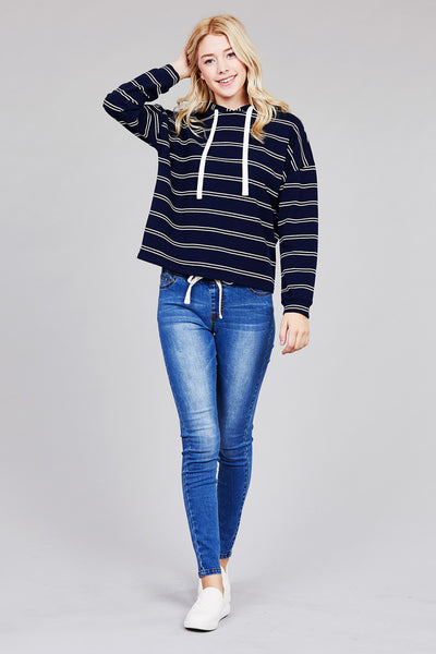 Kimberly Sweater ( Navy)