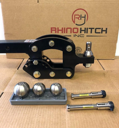 RHINO HITCH 10% OFF