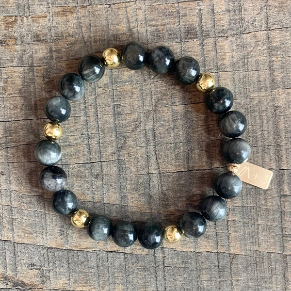 *NEW* Eagle Eye Agate [Willpower, Support, Confidence]