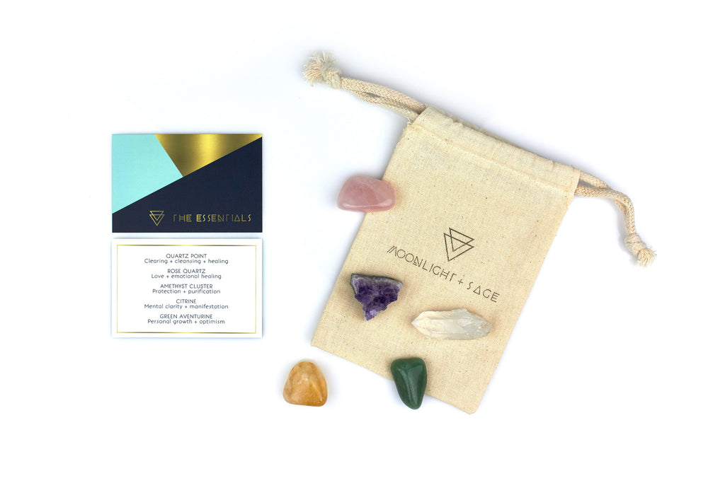 The Essentials Crystal Kit