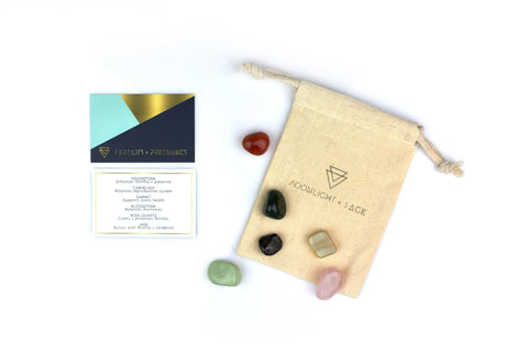 Fertility + Pregnancy Crystal Kit