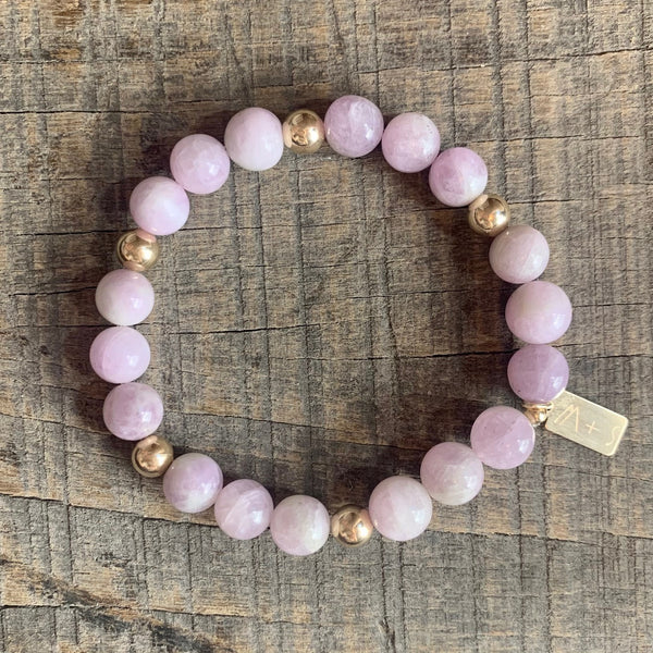 *NEW* Kunzite Bracelet [Divine Love, Kindness, Joy]