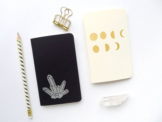 Witchy Jotter Journal - 2 Pack by Middle Dune