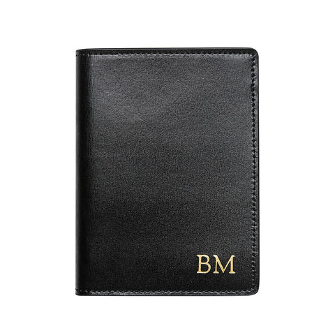 SOLD OUT - BLACK PASSPORT HOLDER
