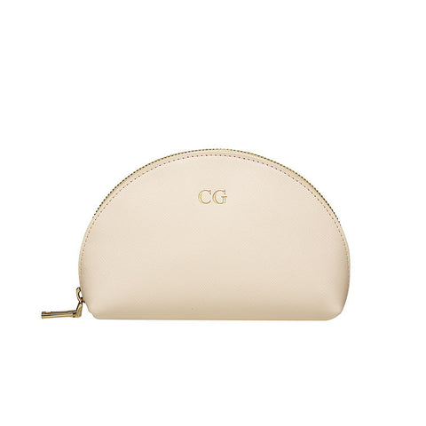 SOLD OUT - PALE PINK MEDIUM ARCH COSMETIC CASE